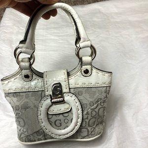 Vintage Super Mini Guess Handbag
